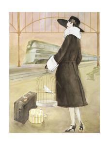 Vintage Lady II by Graham Reynolds
