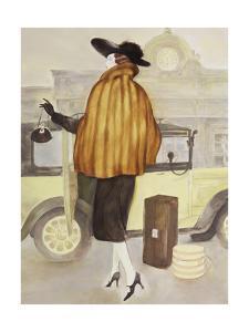 Vintage Lady IV by Graham Reynolds