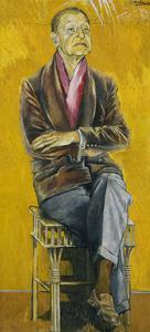 Somerset Maugham by Graham Sutherland