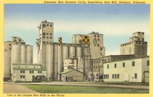 Grain Mills, Stuttgart, Arkansas
