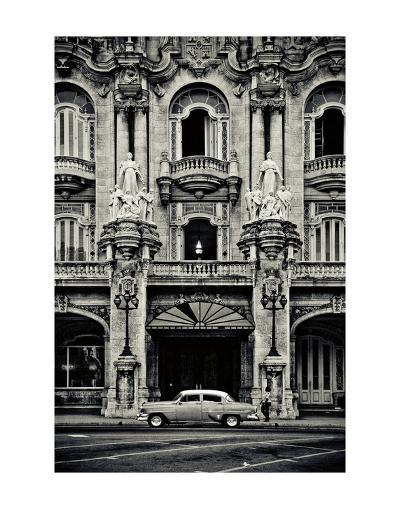 Gran Teatro de la Habana-Sabri Irmak-Art Print