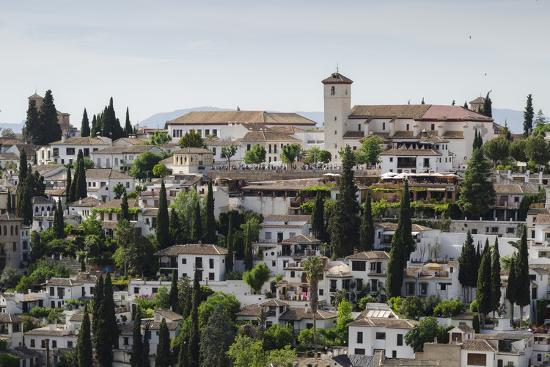 Granada, Province of Granada, Andalusia, Spain-Michael Snell-Photographic Print