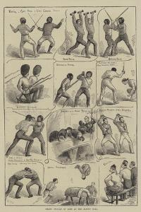 Grand Assault at Arms at the Albert Hall