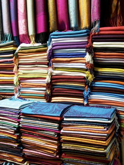 Grand Bazaar, Istanbul, Turkey, Europe--Photographic Print