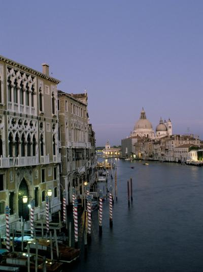 Grand Canal and S. Maria Salute, Venice, Veneto, Italy-James Emmerson-Photographic Print