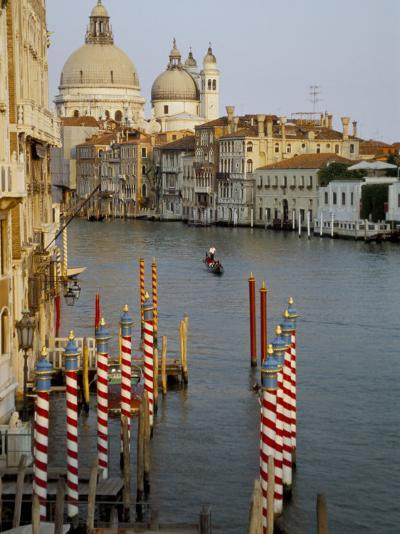 Grand Canal and Santa Maria Salute, Venice, Unesco World Heritage Site, Veneto, Italy-James Emmerson-Photographic Print