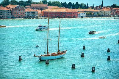 Grand Canal in Venice, Italy.-Vakhrushev Pavel-Photographic Print