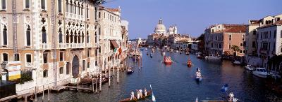 Grand Canal, Venice, Italy--Photographic Print