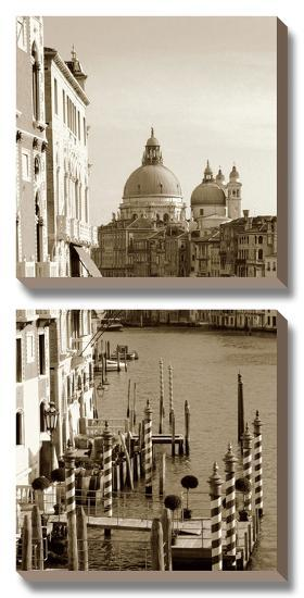 Grand Canal-Jeff Maihara-Canvas Art Set
