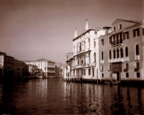Grand Canal-David Westby-Art Print