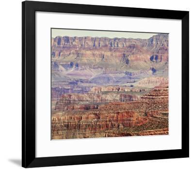 Grand Canyon 2-Sylvia Coomes-Framed Art Print