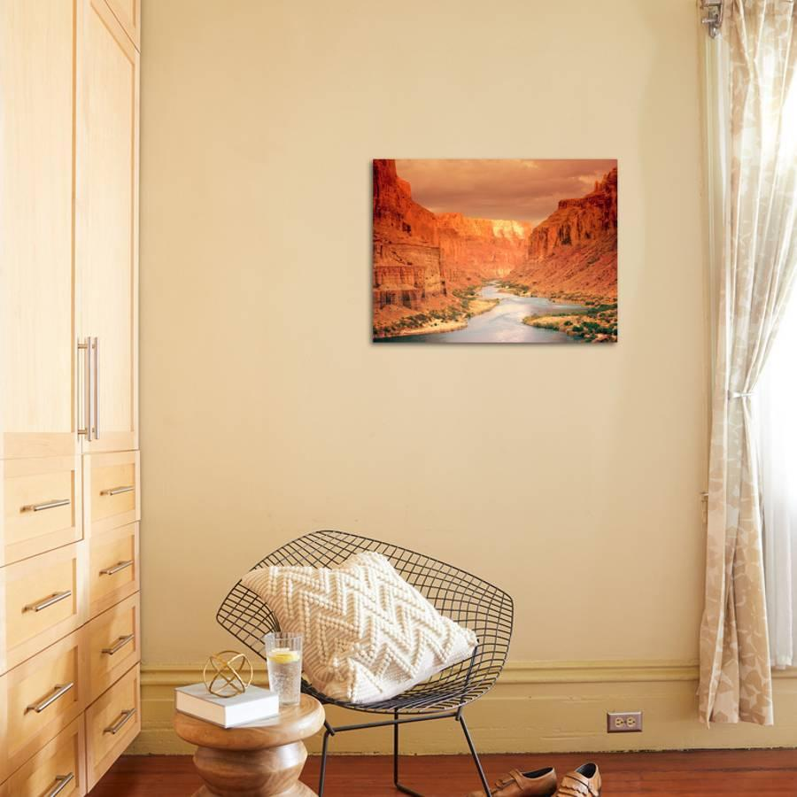 Grand Canyon at Sunset Art Print by | the NEW Art.com