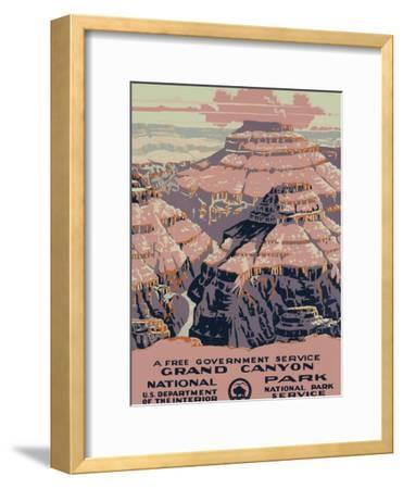 Grand Canyon National Park, c.1938