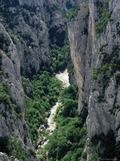 Grand Canyon of the Verdon River, Alpes-De-Haute-Provence, Provence, France, Europe-Ruth Tomlinson-Photographic Print