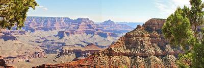 Grand Canyon Panorama IV-Sylvia Coomes-Art Print