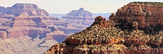 Grand Canyon Panorama V-Sylvia Coomes-Art Print