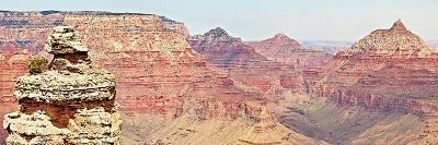 Grand Canyon Panorama VI-Sylvia Coomes-Art Print