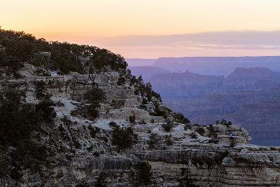 Grand Canyon Sunset I-Manfred Kraus-Photographic Print