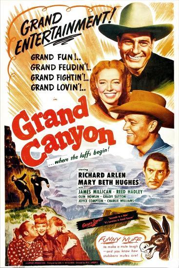 Grand Canyon--Art Print