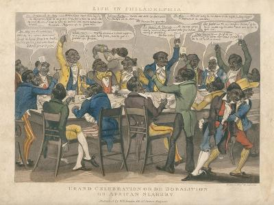 Grand Celebration-L. Harris-Giclee Print