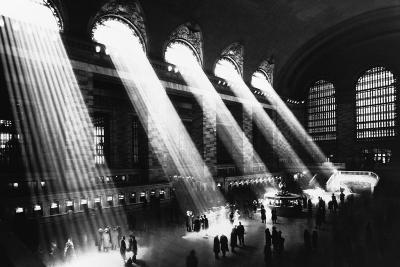 Grand Central Station, 1934--Art Print