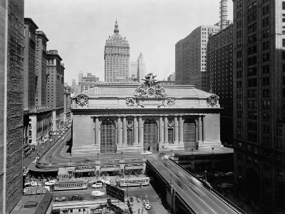 Grand Central Station in Manhattan--Photographic Print