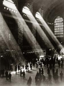 Grand Central Station in New York City