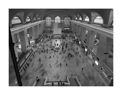 Grand Central Station Interior-Christopher Bliss-Giclee Print