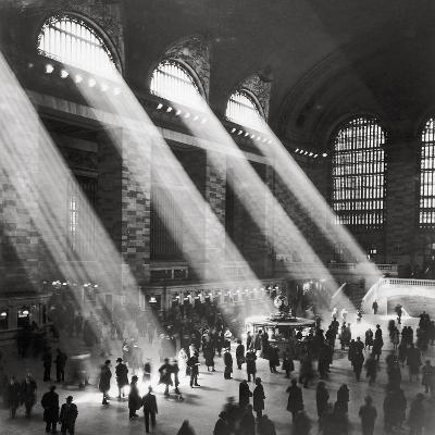 Grand Central Station, Morning-The Chelsea Collection-Giclee Print