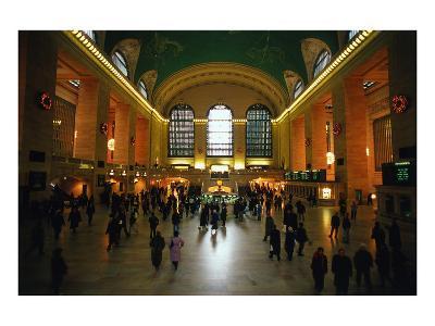 Grand Central Station, New York City, New York, USA--Art Print