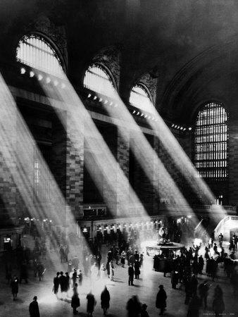 Grand Central Station, New York City--Art Print