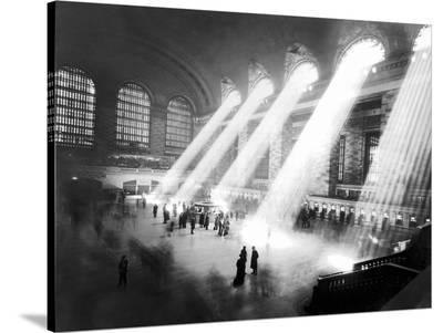 Grand Central Station, New York--Stretched Canvas Print