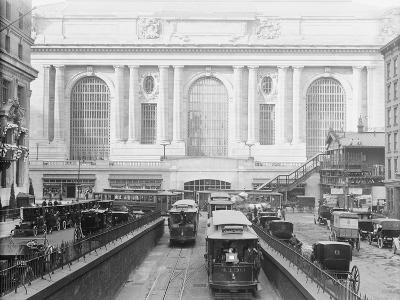 Grand Central Station--Photographic Print