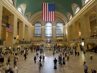 Grand Central Terminal-Christopher Groenhout-Photographic Print