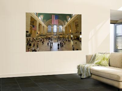 Grand Central Terminal-Christopher Groenhout-Wall Mural