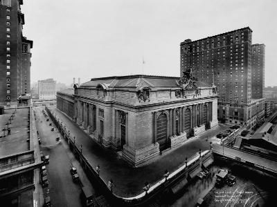 Grand Central Terminal--Photographic Print