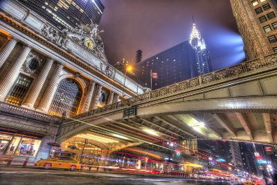 Grand Central-Moises Levy-Photographic Print