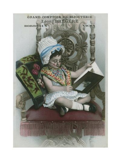 Grand Comptoir De Bijouterie, Leon Bregere, Bordeaux, Vichy--Giclee Print