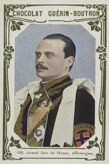 Grand Duc De Hesse, Allemagne--Giclee Print