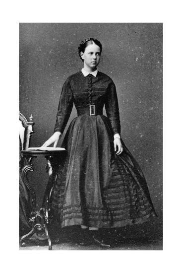 Grand Duchess Maria Alexandrovna of Russia, C1864-C1868--Giclee Print