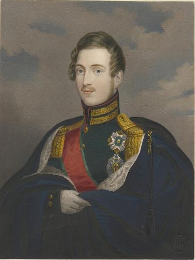 Grand Duke Constantine Pavlovich of Russia (1779-183), 1825--Giclee Print