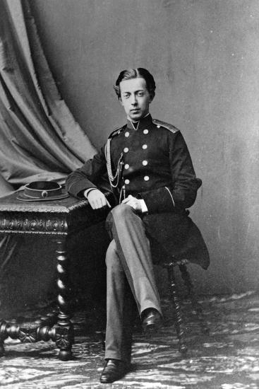 Grand Duke Nicholas Alexandrovich of Russia, 1862--Giclee Print