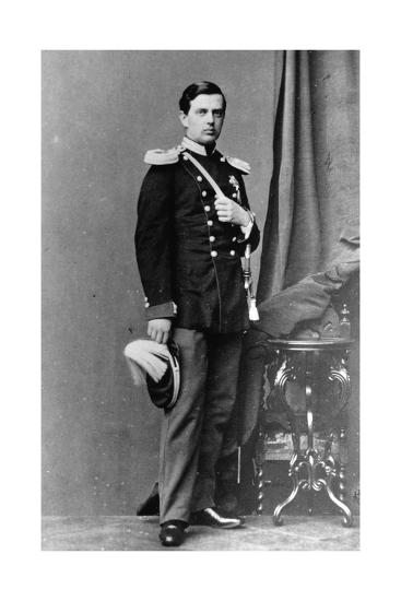Grand Duke Vladimir Alexandrovich of Russia, C1865-C1867--Giclee Print