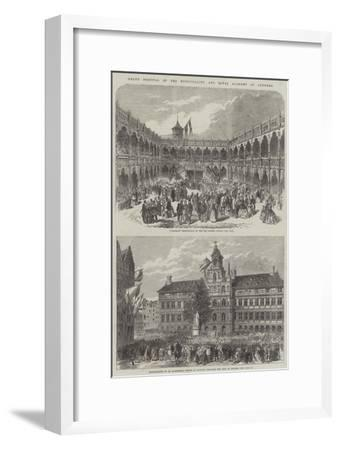 Grand Festival of the Municipality and Royal Academy of Antwerp
