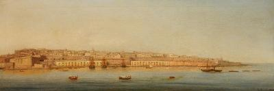 Grand Harbour, Valletta, 1869-Giancinto Gianni-Giclee Print