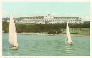 Grand Hotel, Mackinac Island, Michigan