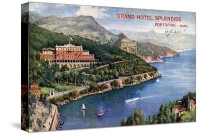 Grand Hotel Splendide, Portofino, Italy, 20th Century