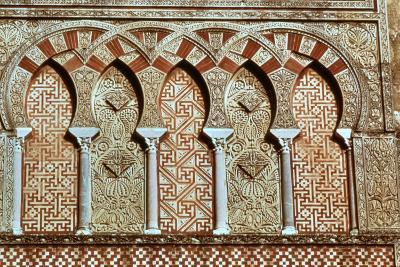 Grand Mosque, C8th - 11th Century--Photographic Print
