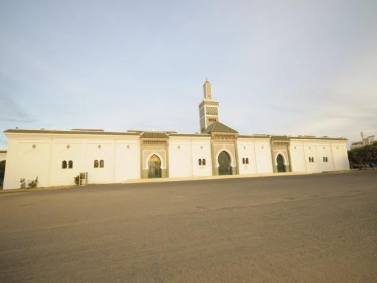 Grand Mosque, Dakar, Senegal, West Africa, Africa Photographic Print by  Robert Harding | Art com