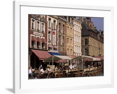 Grand Place, Lille, Nord, France-John Miller-Framed Photographic Print